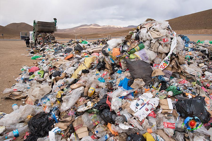 北九州のゴミ排出